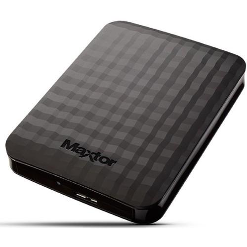 Maxtor STSHX-M101TCBM HDD Esterno 2,5, 1TB, Nero
