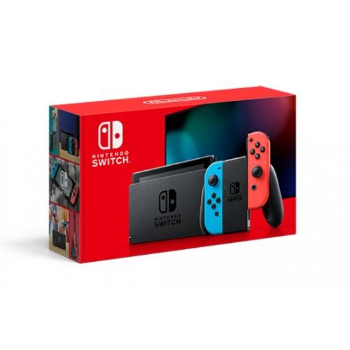 """Nintendo - Switch Console da gioco portatile Nero, Blu, Rosso 15,8 cm (6.2"""") 32 GB Wi-Fi"""